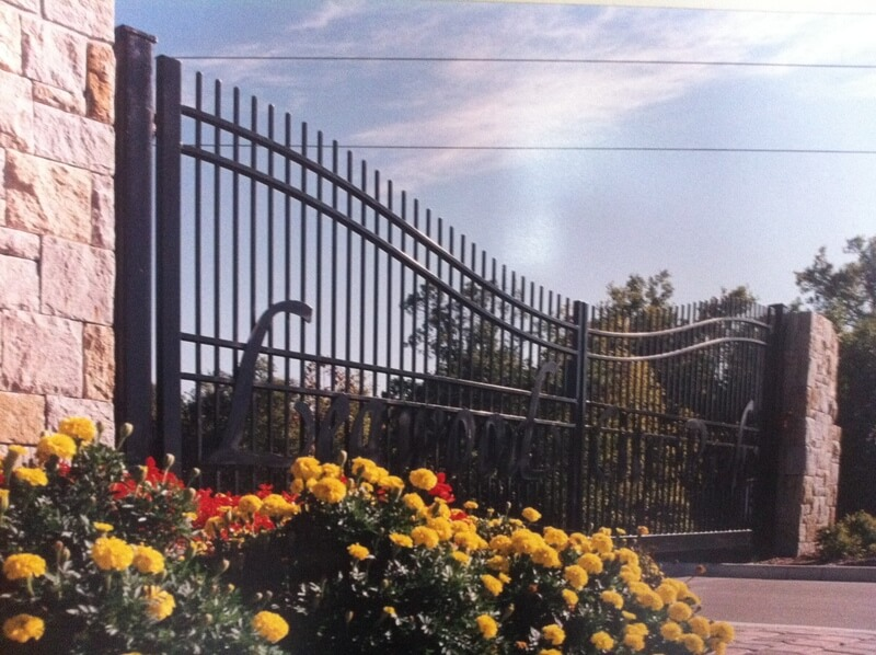 Leawood-Entry-Gate